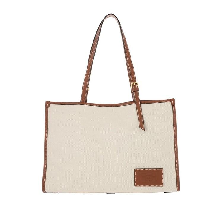 Handtasche, Bally, Calie Tote Bag Natural
