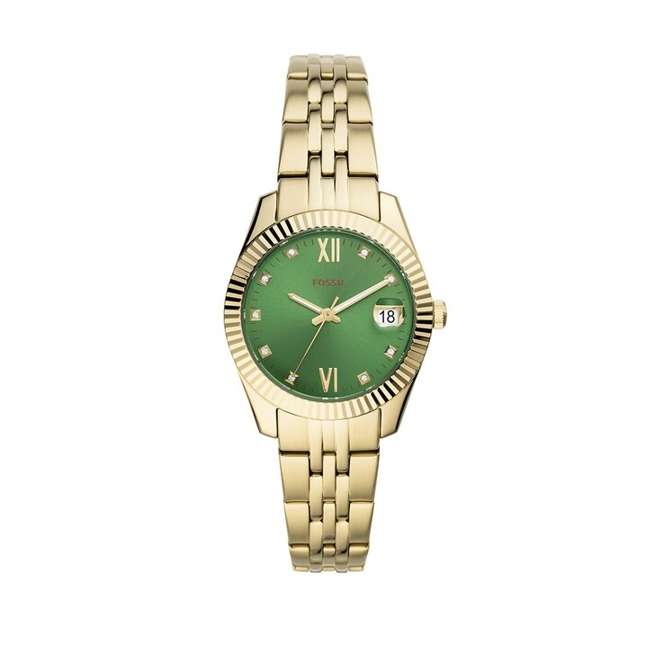 watches, Fossil, Scarlette Mini Watch Gold