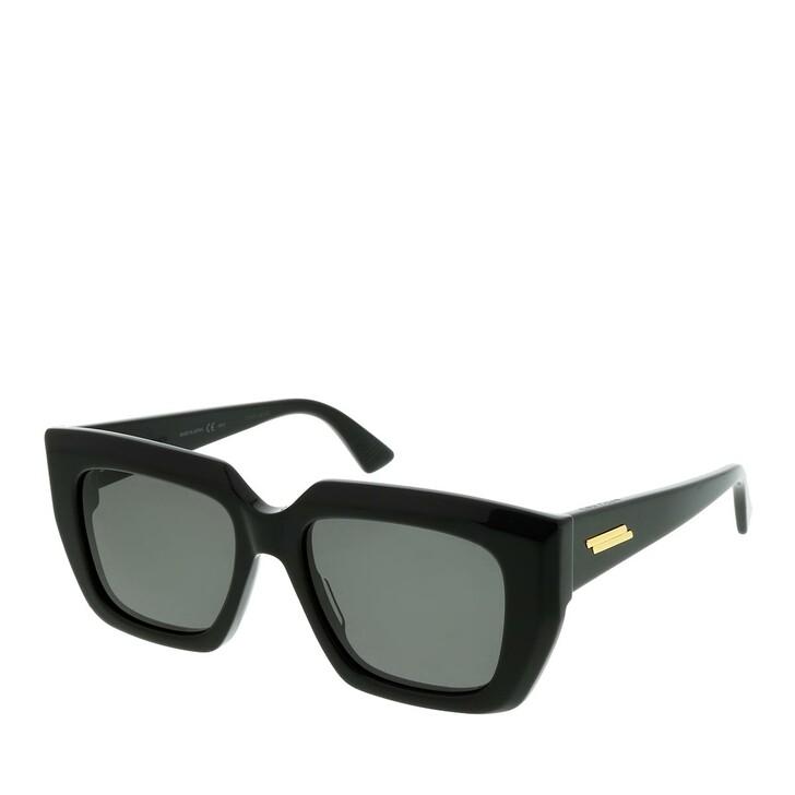 Sonnenbrille, Bottega Veneta, BV1030S-001 52 Sunglass Woman Acetate Black