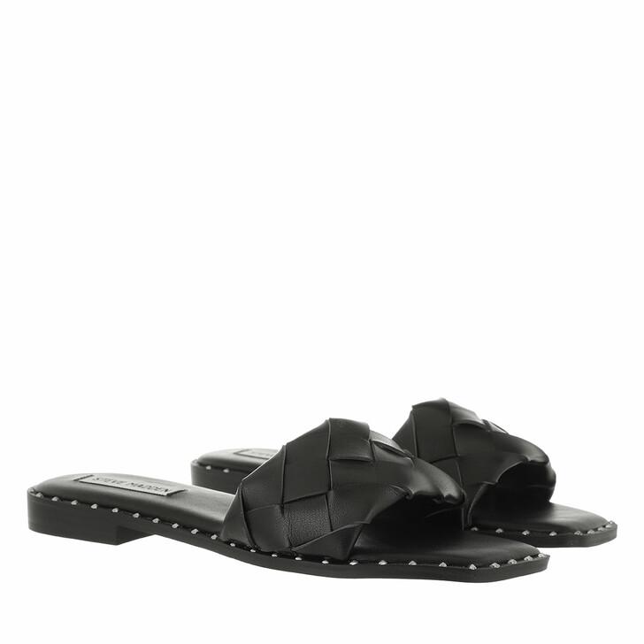 Schuh, Steve Madden, Twistie Slipper Black/Black