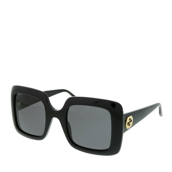 Sonnenbrille, Gucci, GG0896S-001 52 Sunglass WOMAN ACETATE BLACK