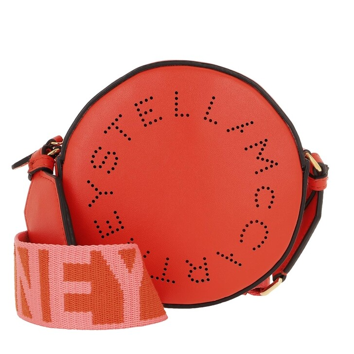 Handtasche, Stella McCartney, Zip Shoulder Bag Eco Soft Flame
