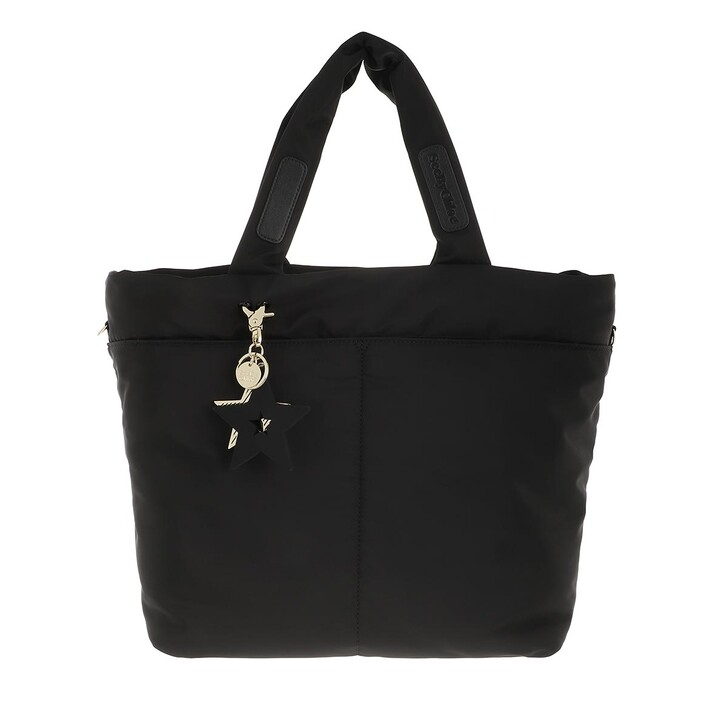 Handtasche, See By Chloé, Joy Rider Tote Bag Black