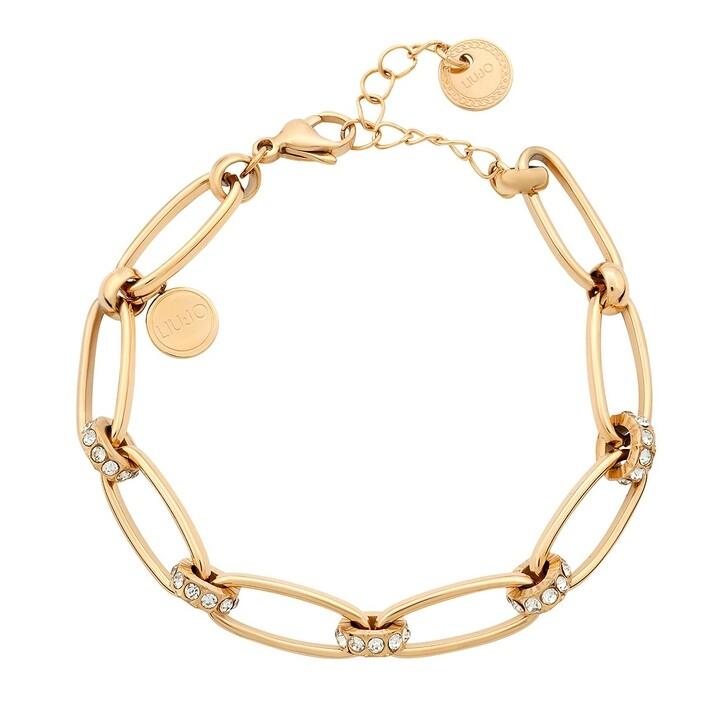 Armreif, LIU JO, LJ1593 Stainless steel Bracelet Gold