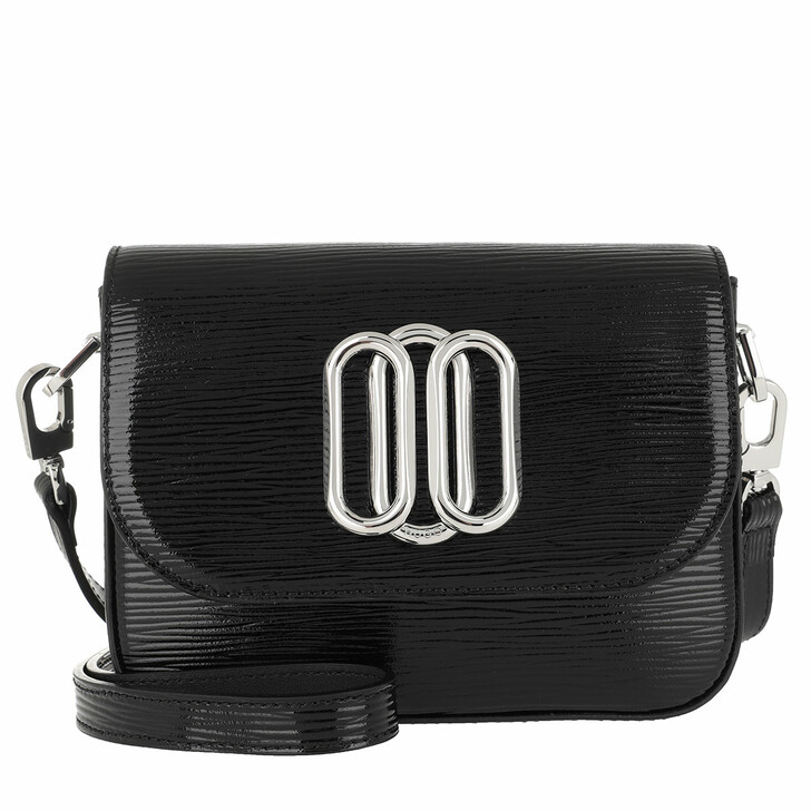 Handtasche, Hugo, Piper Mini Crossbody Black