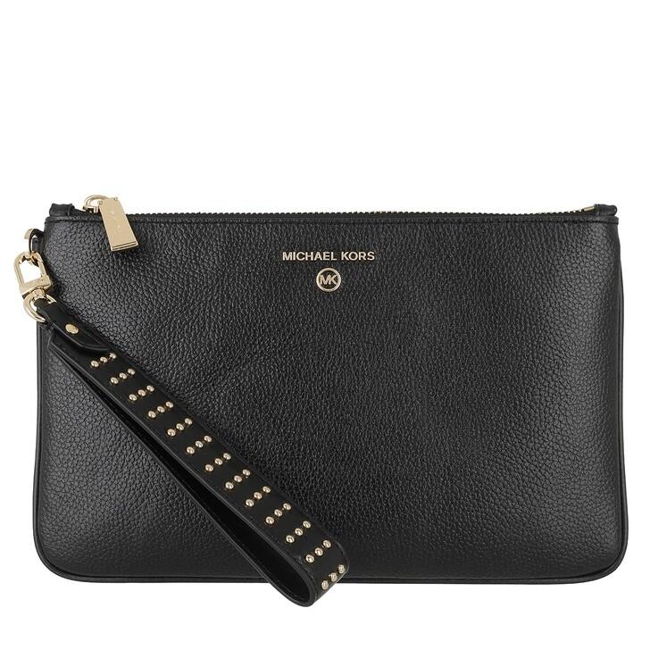Handtasche, MICHAEL Michael Kors, Medium Bracelet Wristlet Black