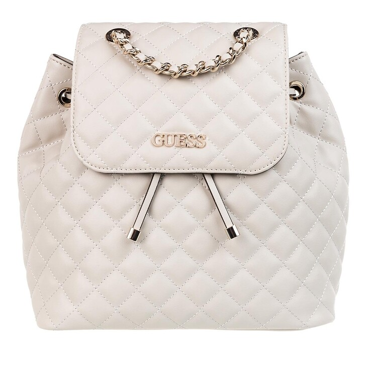 bags, Guess, Illy Backpack Grey