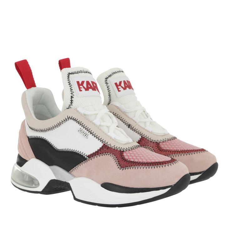 Schuh, Karl Lagerfeld, VENTURA Lazare II Mid Stitch Pink Mix