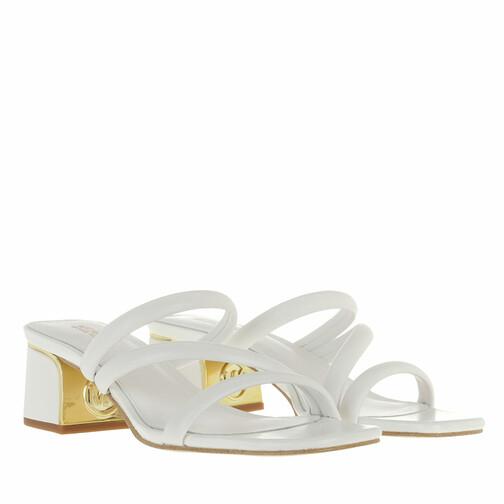 michael kors -  Loafers & Ballerinas - Lana Mule - in weiß - für Damen