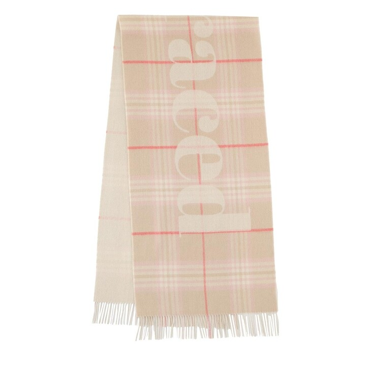 "Schal, Embraced Studios, Wool-Cashmere ""Embraced"" Logo Scarf Multi"