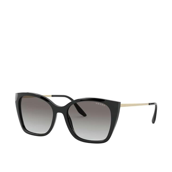 sunglasses, Prada, Women Sunglasses Catwalk 0PR 12XS Black