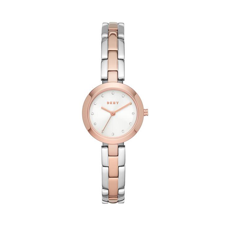Uhr, DKNY, City Link Watch Silver/Roségold