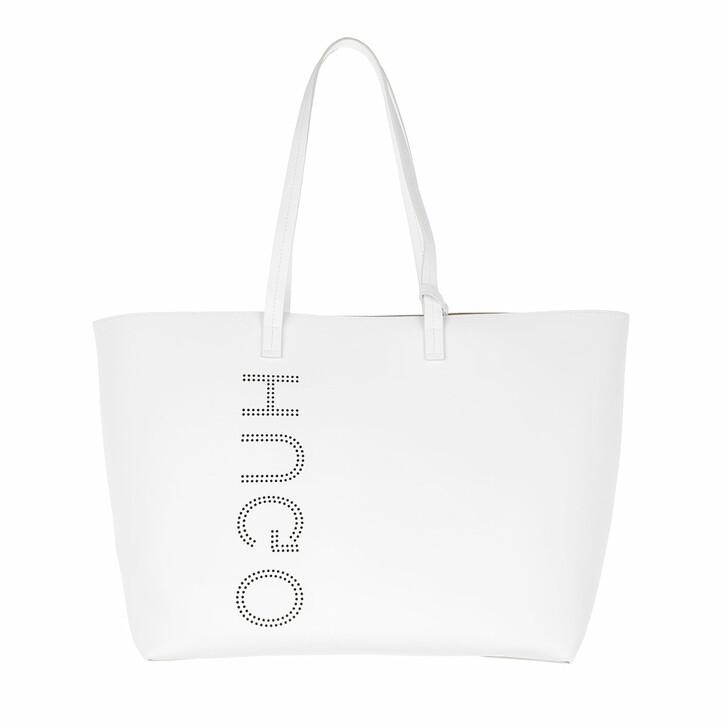 Handtasche, Hugo, Chelsea Shopper White