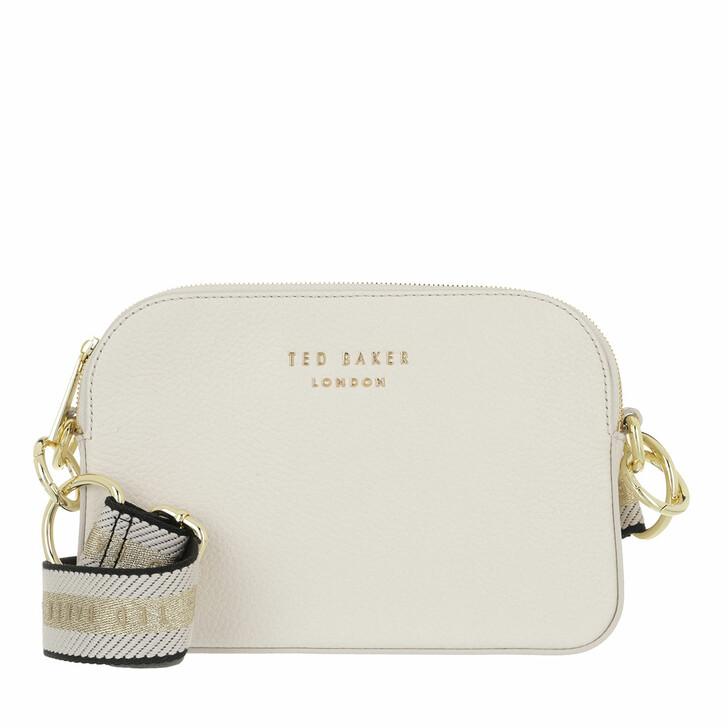 Handtasche, Ted Baker, Amerrah Branded Webbing Strap Camera Bag Ivory
