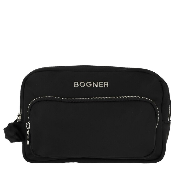 Handtasche, Bogner, Klosters Tully Washbag Black