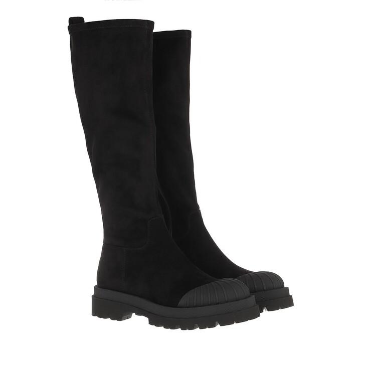 shoes, Kennel & Schmenger, Studio Boots Black