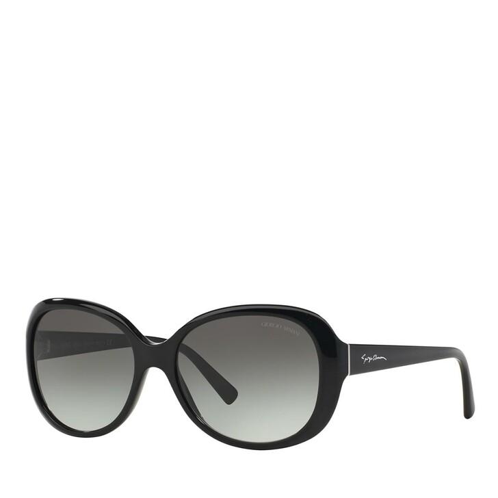 sunglasses, Giorgio Armani, 0AR8047 Black
