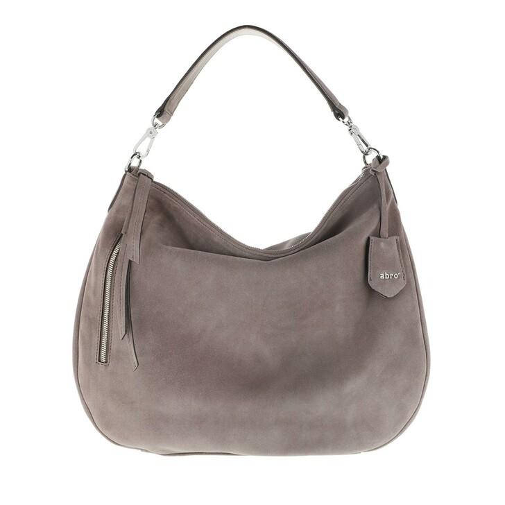 bags, Abro, Large Shoulder Bag Juna Taupe