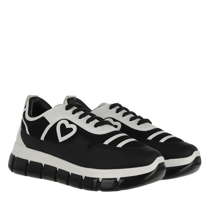 Schuh, Love Moschino, Sneaker Tassel Multicolor