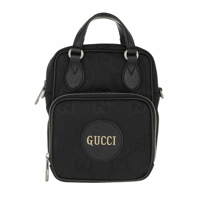 Reisetasche, Gucci, Off The Grid Crossbody Bag Black