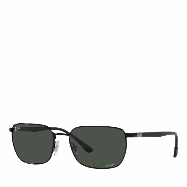 sunglasses, Ray-Ban, Unisex Sunglasses 0RB3684CH Black