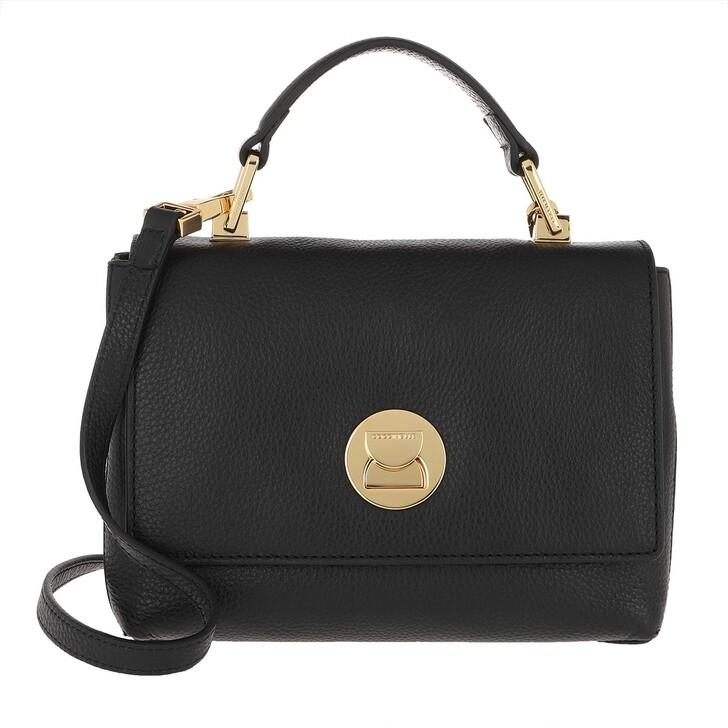 Handtasche, Coccinelle, Liya Tote Bag Noir/Noir