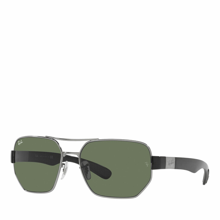 sunglasses, Ray-Ban, Unisex Sunglasses 0RB3672 Gunmetal