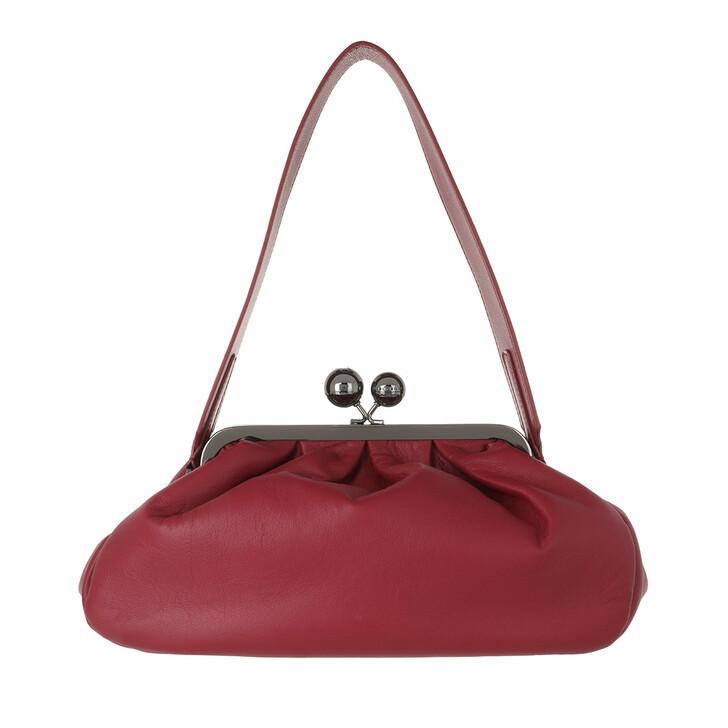 bags, WEEKEND Max Mara, Cubico Handbag Bordeaux