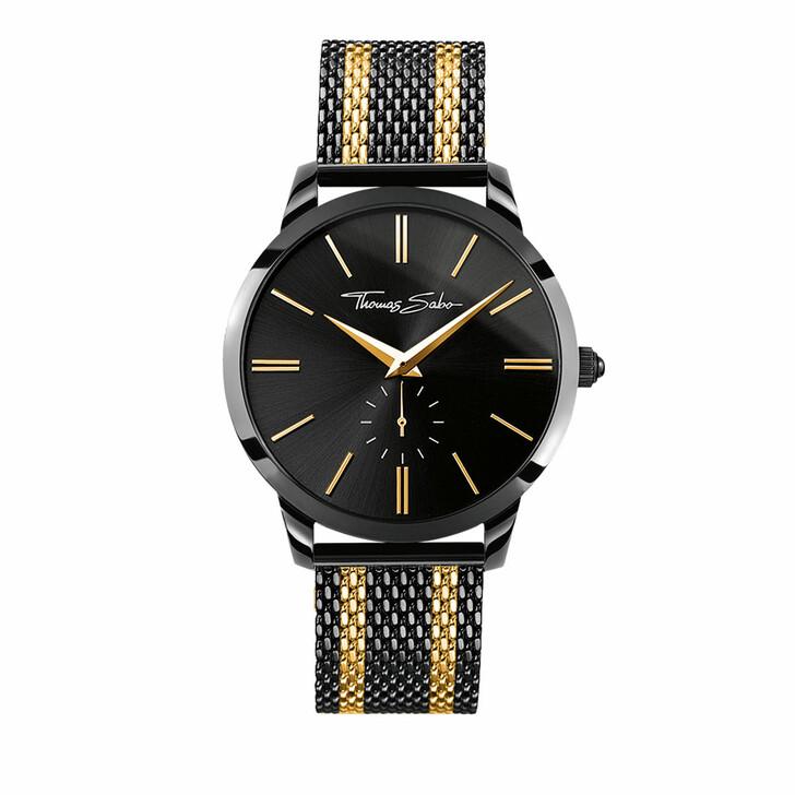 watches, Thomas Sabo, Men's Watch Black