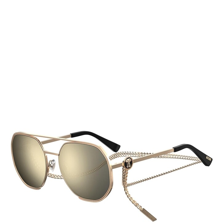 Sonnenbrille, Moschino, MOS052/S ROSE GOLD