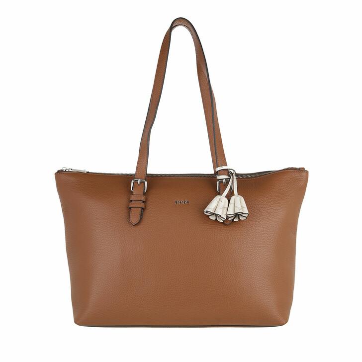 bags, JOOP!, Chiara 1.0 Marla Shopper Lhz Cognac