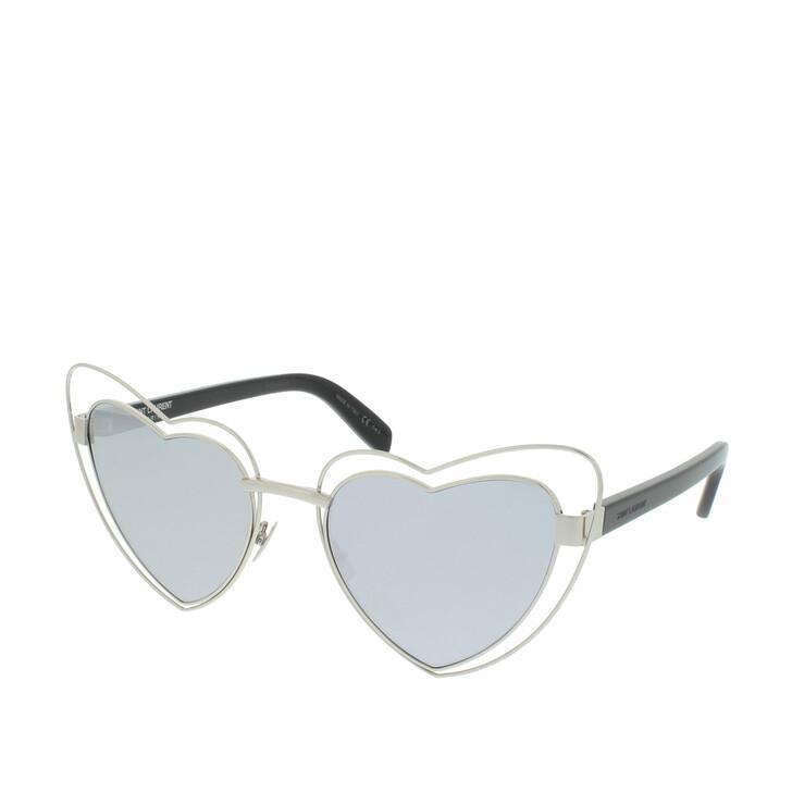 Sonnenbrille, Saint Laurent, SL 197 LOULOU 57 001
