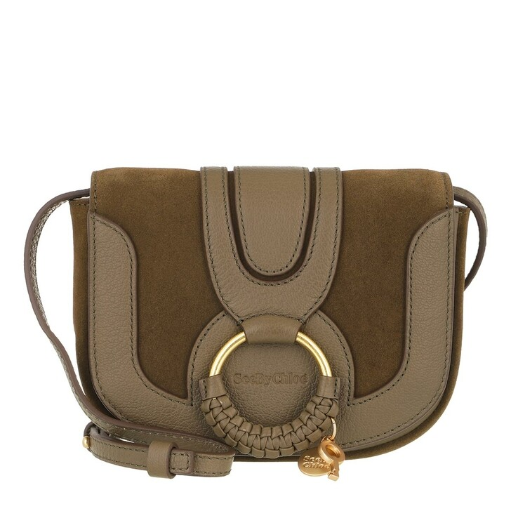 Handtasche, See By Chloé, Hana Mini Bag Moss