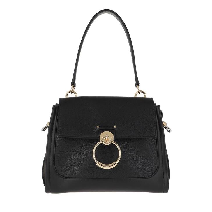 Handtasche, Chloé, Tess Day Small Crossbody Bag Leather Black