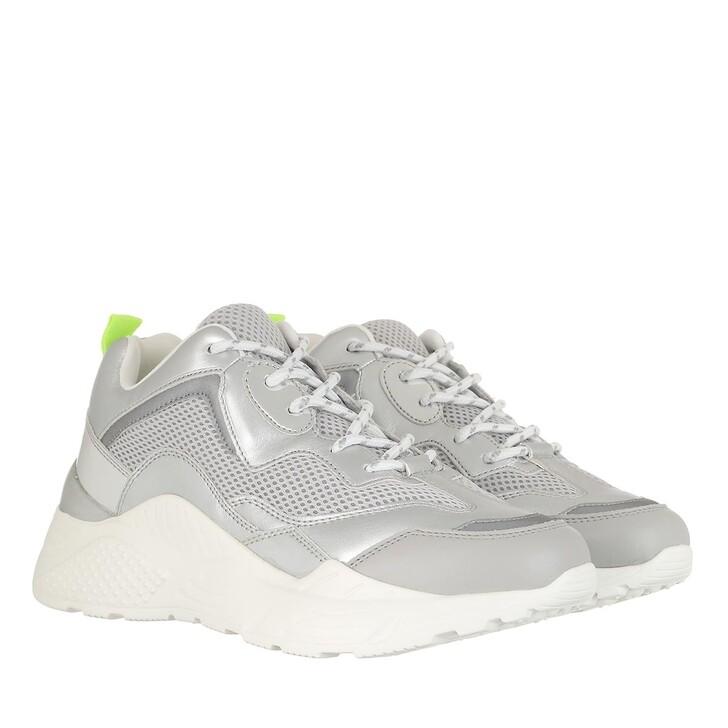 Schuh, Steve Madden, Antonia Sneaker Silver Multi
