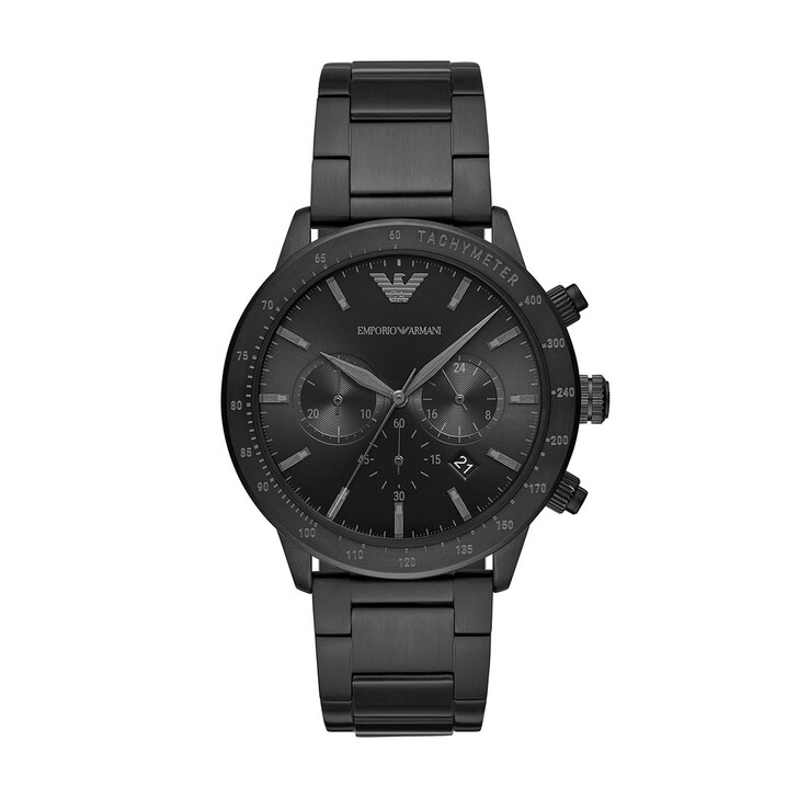 Uhr, Emporio Armani, AR11242 Men Sport Black