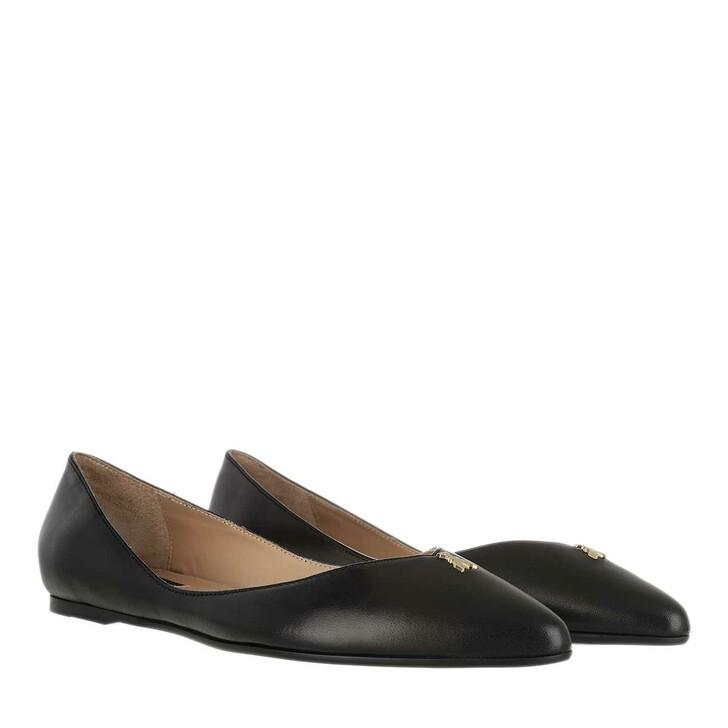 Schuh, Patrizia Pepe, Ballerina Nero