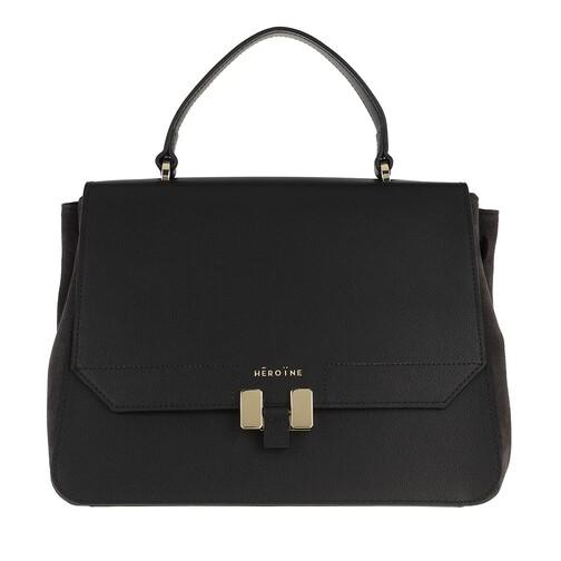maison héroïne -  Aktentaschen - Jane Business Bag - in schwarz - für Damen