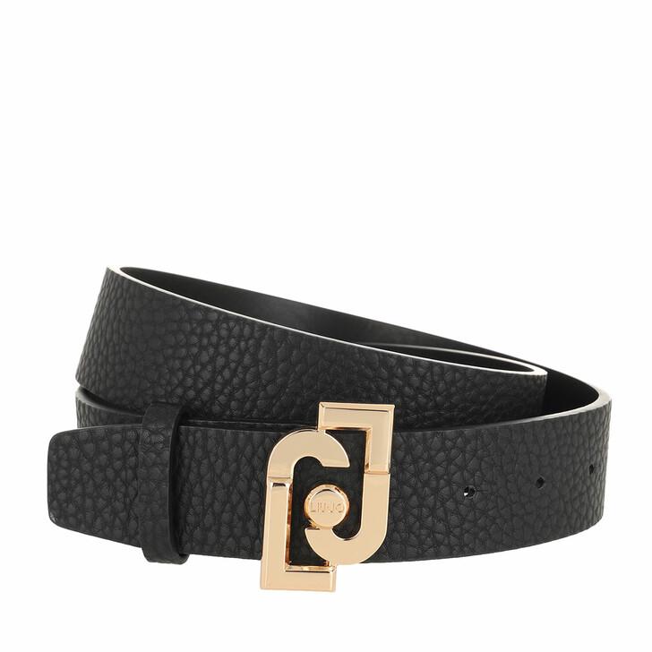 Gürtel, LIU JO, Belt Black
