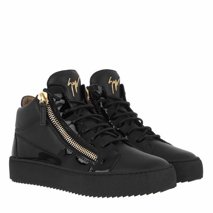 Schuh, Giuseppe Zanotti, Sneaker Birel Vague Nero Black