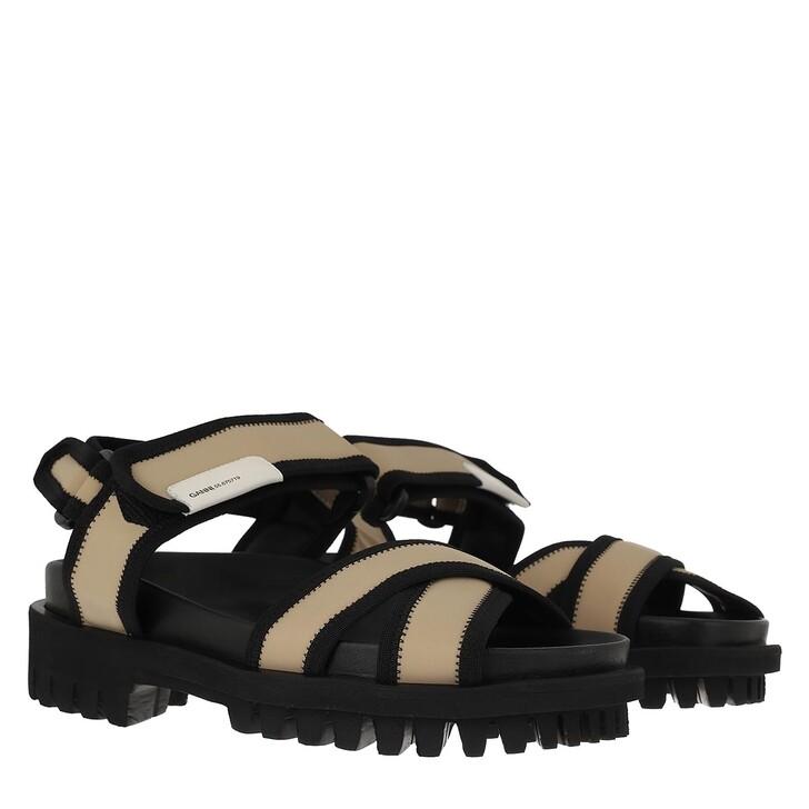 Schuh, GANNI, Hiking Sandals Ermine