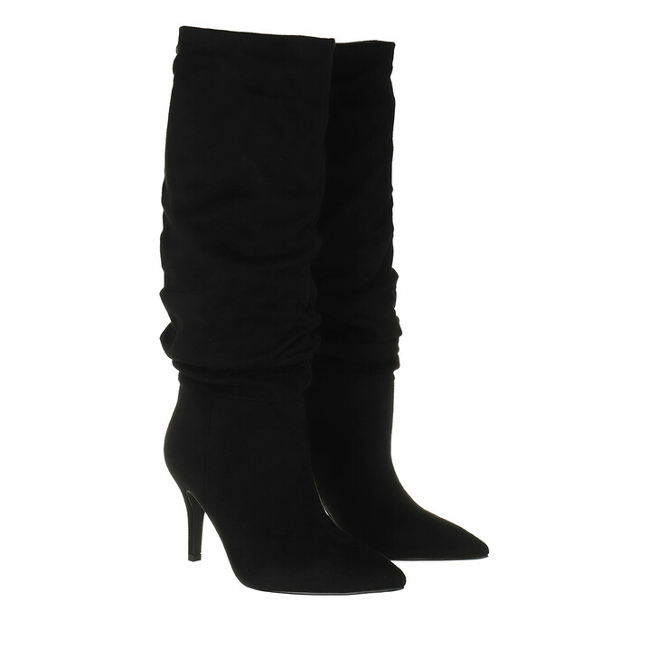 shoes, Steve Madden, Vlouch Boot Black