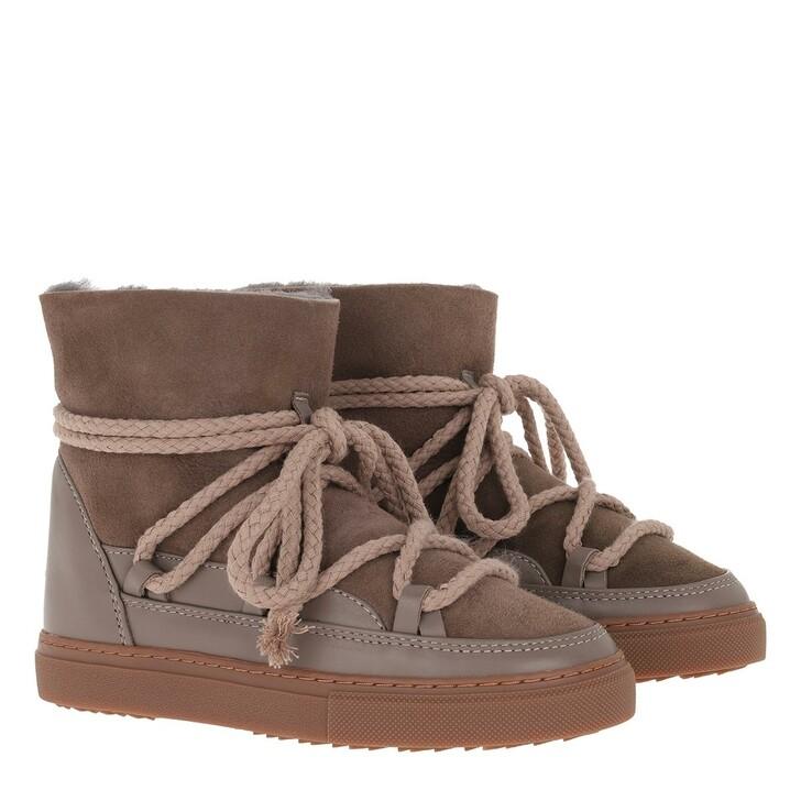 Schuh, INUIKII, Sneaker Classic Taupe