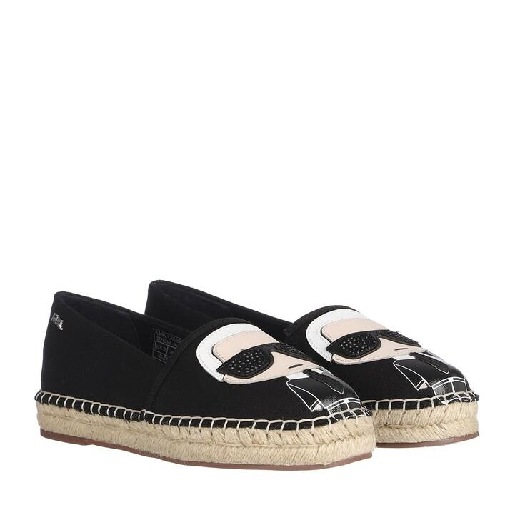 Schuh, Karl Lagerfeld, Kamini Ikonic Slip On Black