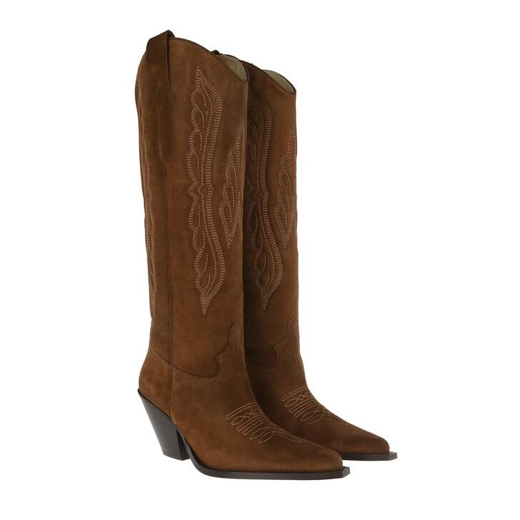 Schuh, Toral, Boots Mogano