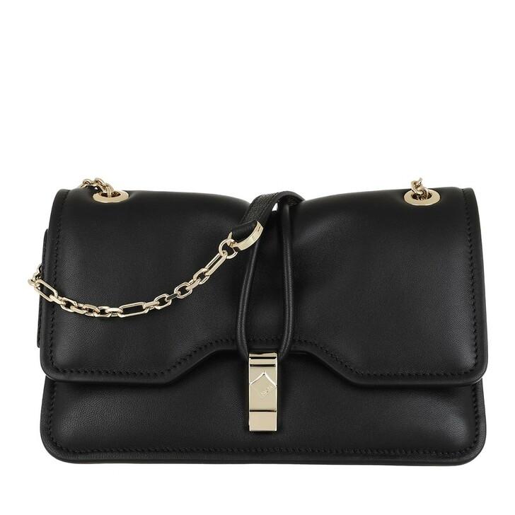 Handtasche, MCM, Candy Shoulder Small Black
