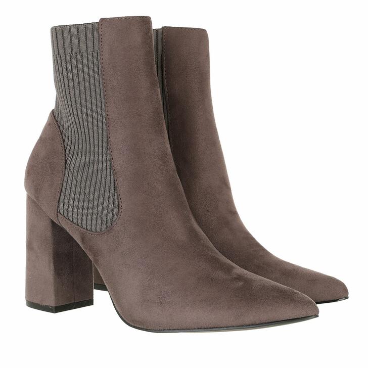 shoes, Steve Madden, Recite Bootie Grey