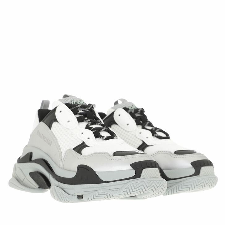 shoes, Balenciaga, Triple S Sneakers Black Multi