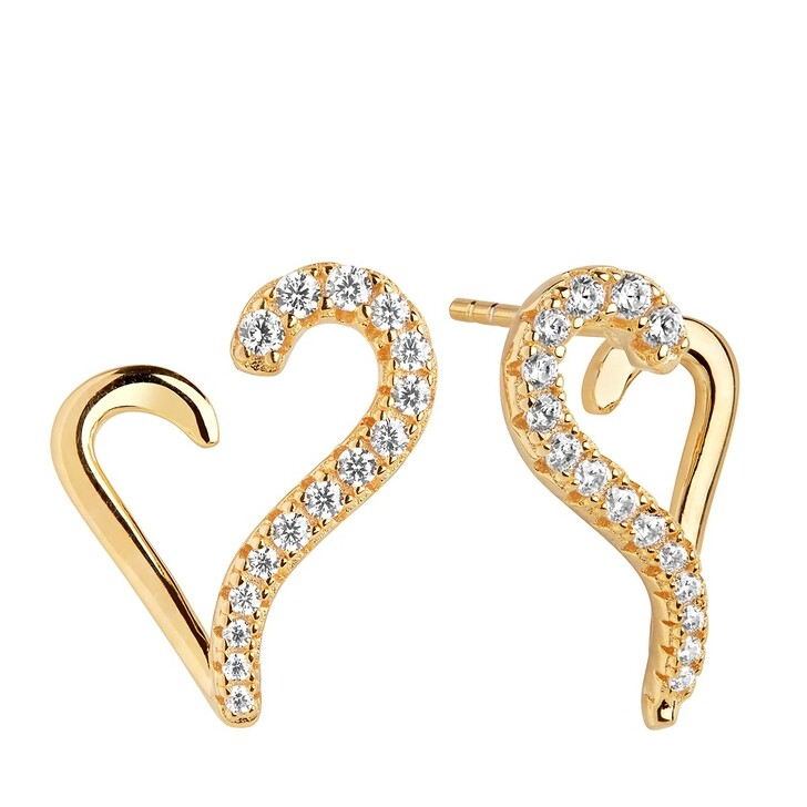 Ohrring, Sif Jakobs Jewellery, VALENTINE EARRING Gold