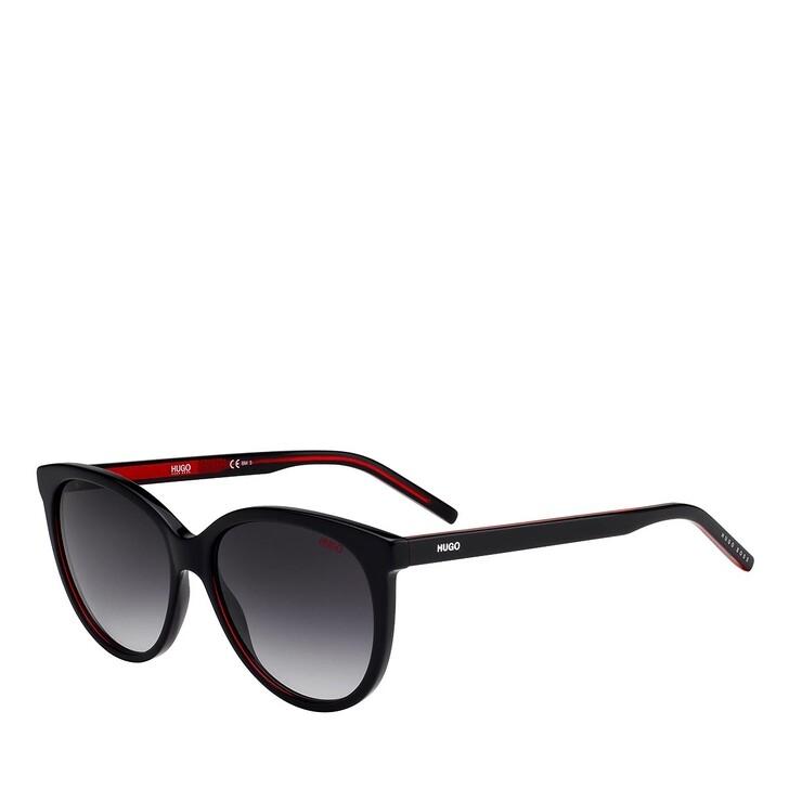 Sonnenbrille, Hugo, HG 1006/S BLACK RED